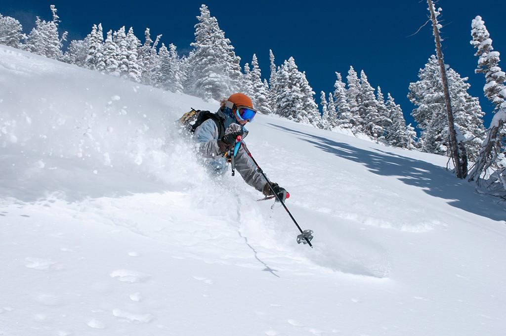 Skifahren und die besten Skigebiete