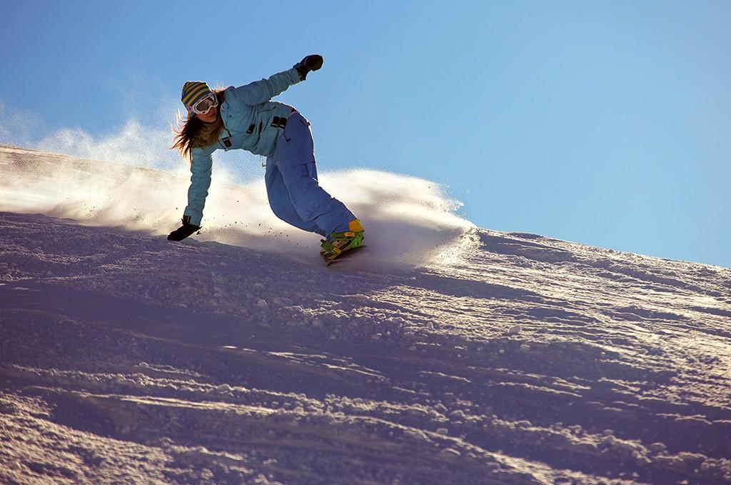 Skiregionen und Skigebiete in den Alpen