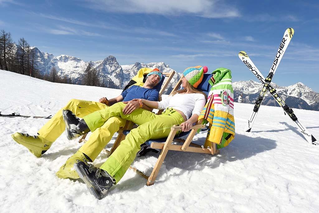 Das Hinterstoder Skigebiet
