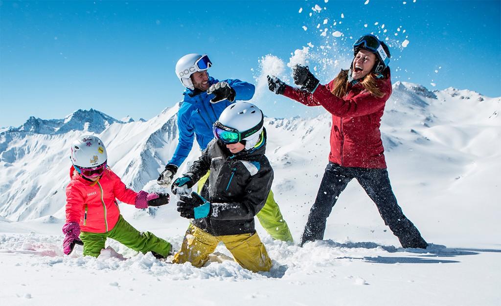 Fiss Ladis Serfaus Ski