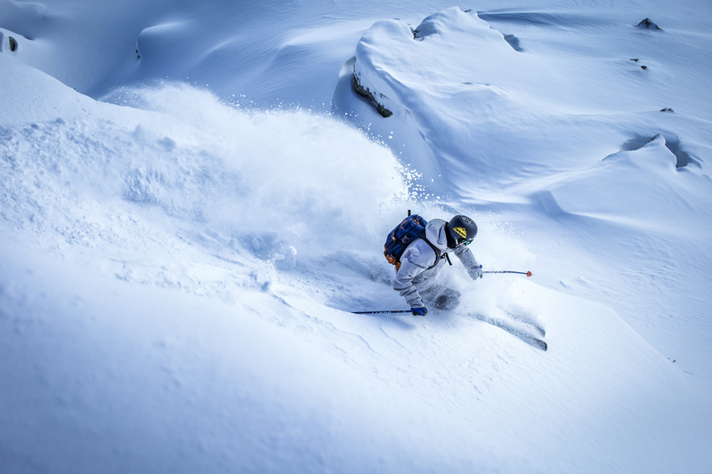 Das Skigebiet Laax Films