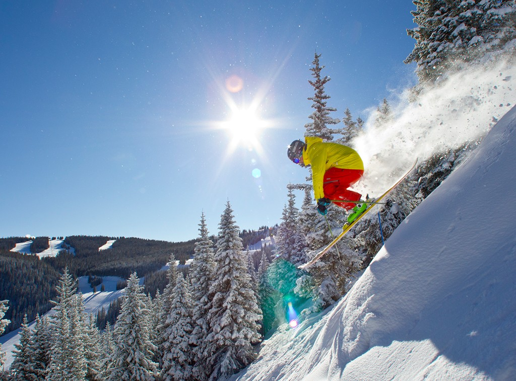 Vail Ski Pass