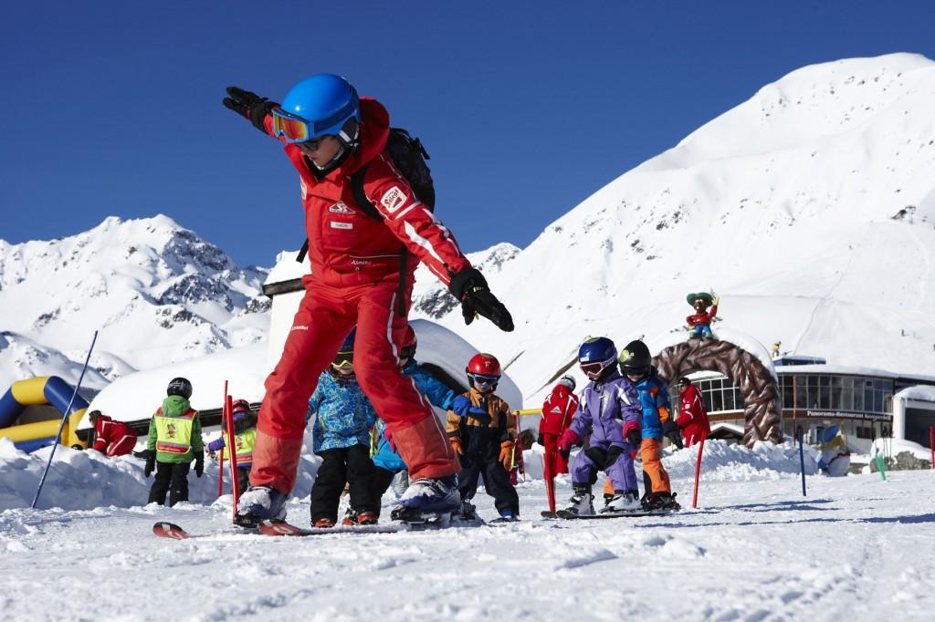 Skischule Ladis Serfaus