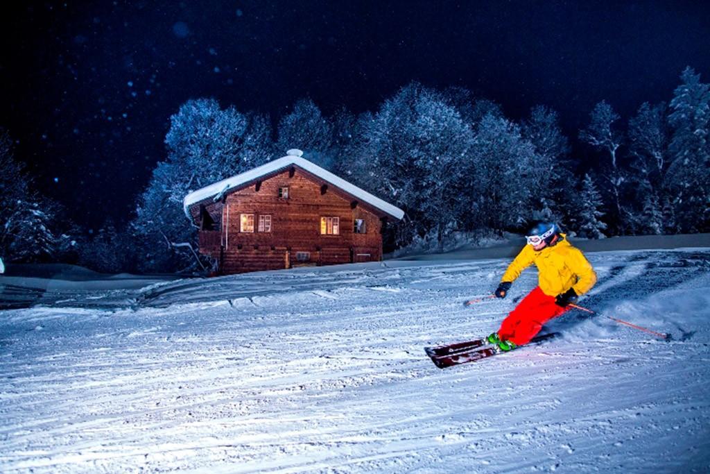 Ski im Haslital