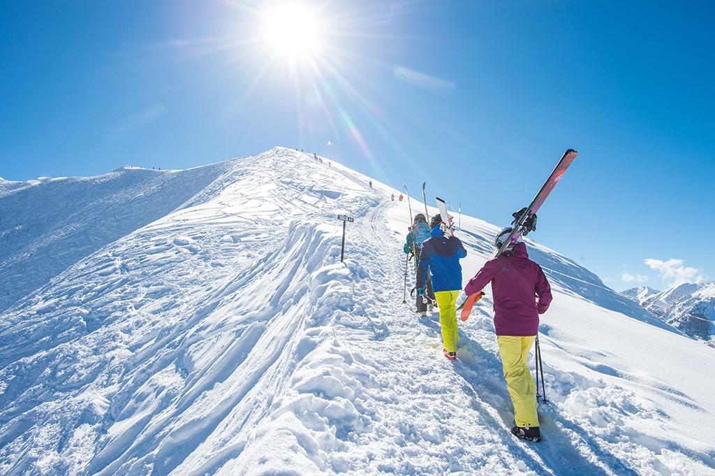 Ski in Aspen