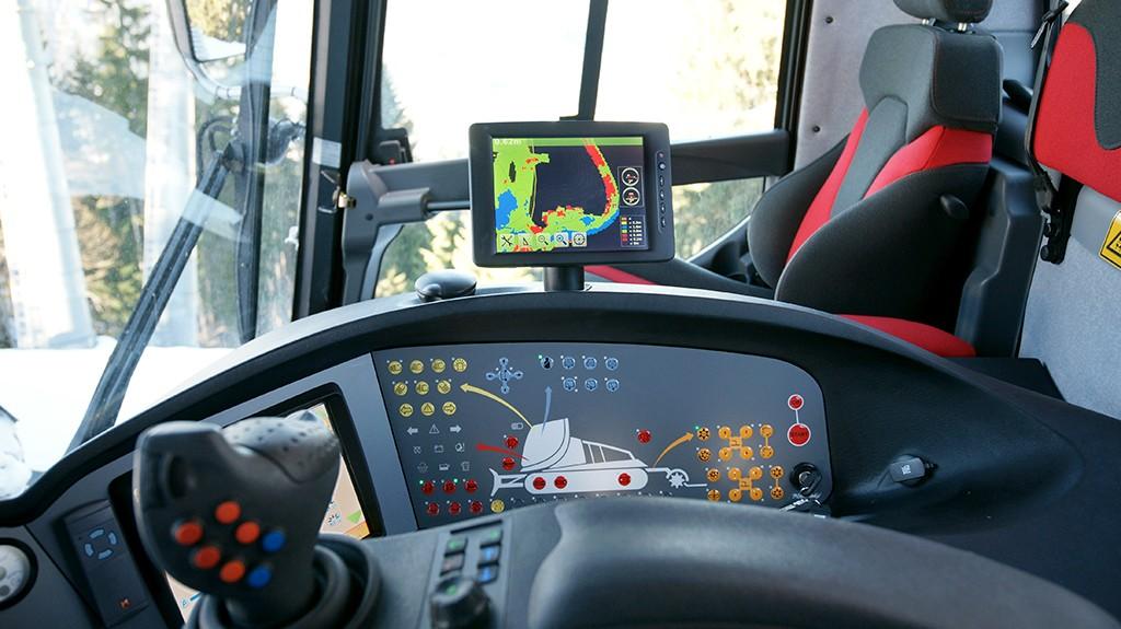 Die Bergbahnen in Gstaad präperieren mit GPS