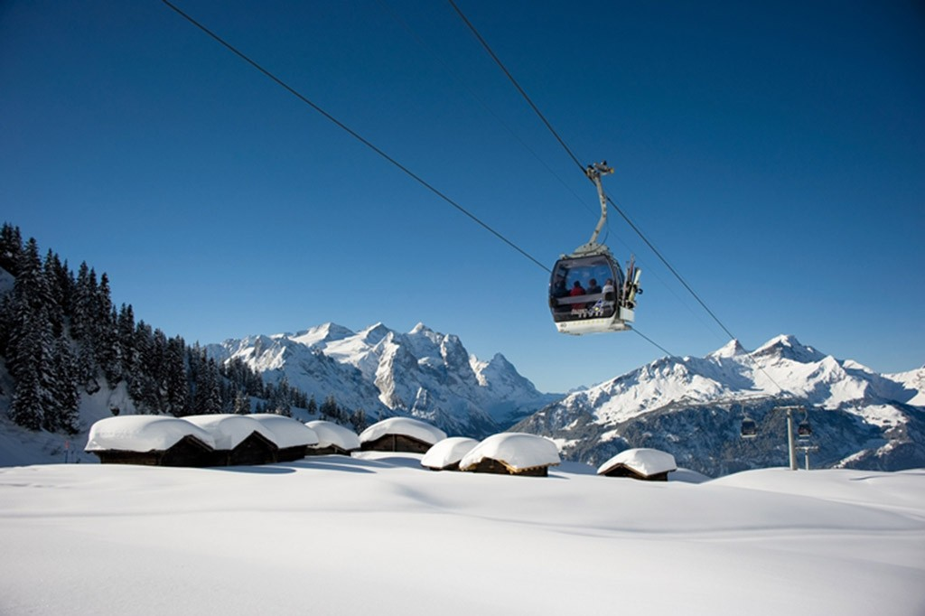 Haslital Skigebiet